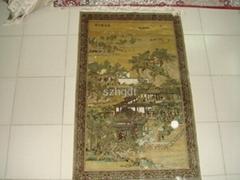 挂毯-雍正乐园
