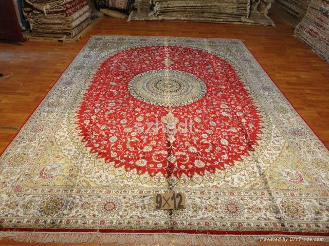 波斯地毯 5