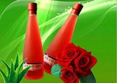 芦荟美颜玫瑰露