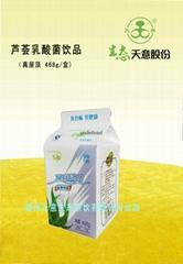 芦荟乳酸菌酸奶