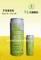 蘆薈椰果汁
