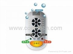 电子超声波电磁波驱鼠器UP11H