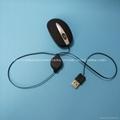 迷你光电鼠标 便携迷你小鼠标 4