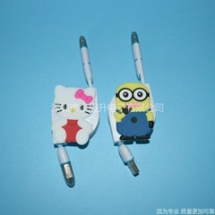 1 to 3 usb charger cable
