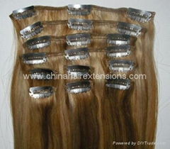 Clip in Hair Extension 008
