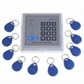 RFID Standalone access control kit for access control system