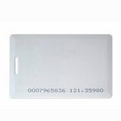 RFID Card for door reader access control system