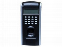 TCP/IP fingerprint Access Controller finger Time Attendance