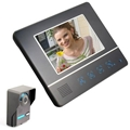 7 Inch TFT LCD Touch Screen Color Video Door Phone Cmos Night Version Camera Int