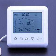 PM2.5/TVOC室内智能新风控制器