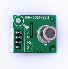 三合一CO2/HCHO/TVOC監測空氣質量模塊