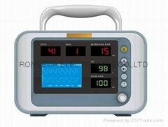 3.5 Inch SPO2+NIBP+EtCO2 Patient Monitor 2001E