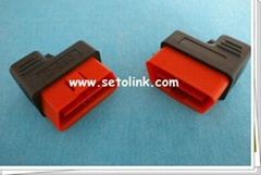 2014 NEW PRODUCT OBDII 16PIN MALE CONNECTOR