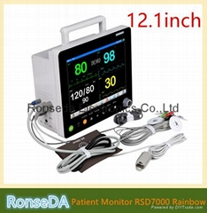 Multi-Parameter Patient  Monitor 12 inch