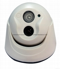 1080P Ahd/Tvi/Cvi IR Dome Camera 20m