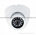4-in-1 20M 2MP SMT Leds metal Dome Camera