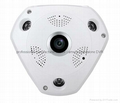 3mp Panoramic Camera(wide angle lens)