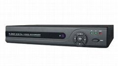 H. 264 1080n Smart (face recognition) 5in 1 Hybrid DVR