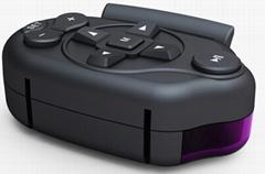 Universal steering wheel remote control