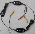 wireless audio video sender transmitter