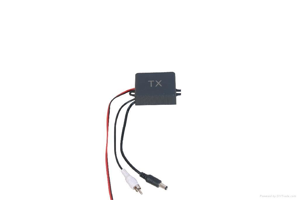 Long range wireless video transmitter for bus truck and trailer 2