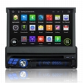 Android car radio 1 din with WIFI 3G MIRROR LINK QUAD CORE 16GB 1