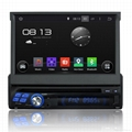 Android car radio 1 din with WIFI 3G MIRROR LINK QUAD CORE 16GB 2