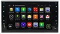 Android car dvd player with 5.1.1 system WIFI 3G QUAD-CORE 2
