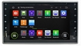 Android car dvd player with 5.1.1 system WIFI 3G QUAD-CORE 3