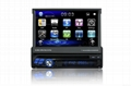 1 din 7 inch car dvd player