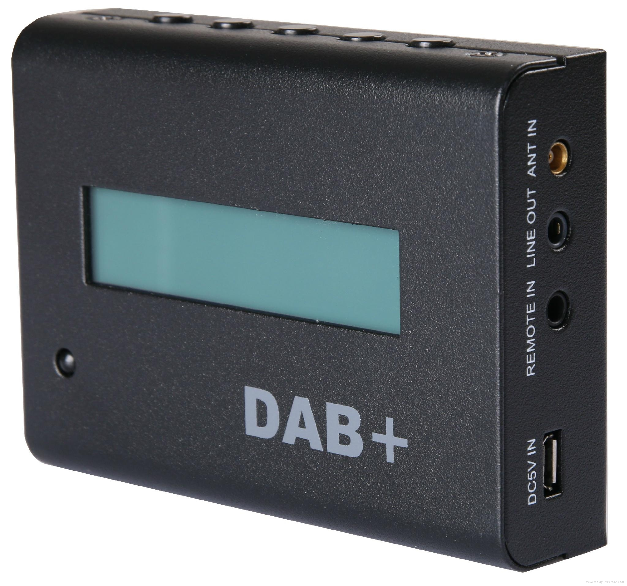 Dab car radio - BD-D01 - NO (China Manufacturer) - Car ...