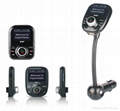 DAB fm transmitter with bluetooth RDS
