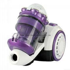 Multi Cyclonic Type Vacuum Cleaner