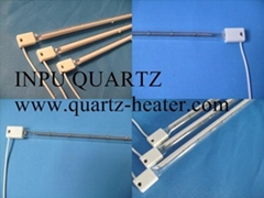 IR quartz tube heater lamp
