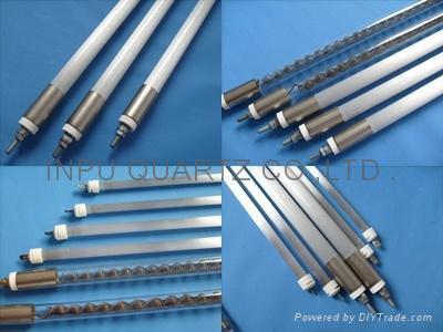 Ir Quartz Tube Heater Lamp China Manufacturer Carbon Fiber