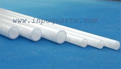milky quartz tube