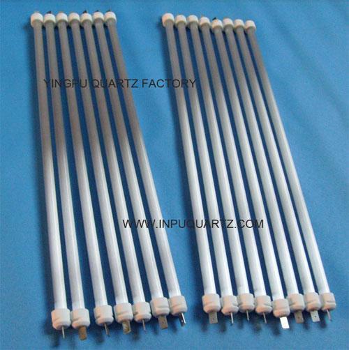 Far Infrared Quartz Heater Tube Iph113 Yingpu China