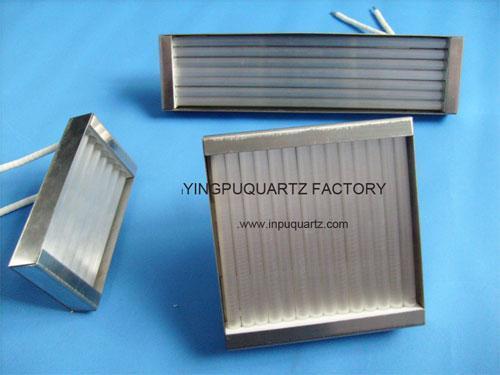 quartz heater emitter/cassetes 1