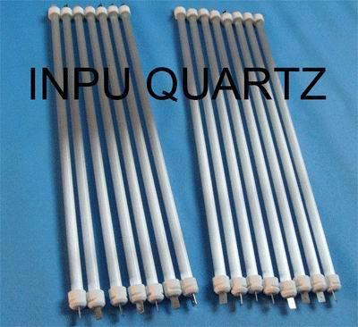 quartz heater element tube,quartz radiant heaters 3