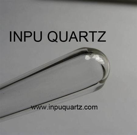 quartz tube ,quartz tube for thermocouples  3