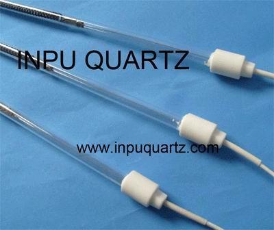quartz heater tubing carbon fiber lamp  2