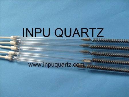 quartz heater tubing carbon fiber lamp  4