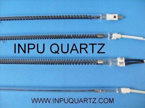 quartz heater tubing carbon fiber lamp  5