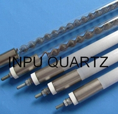 quartz heater elements tubing