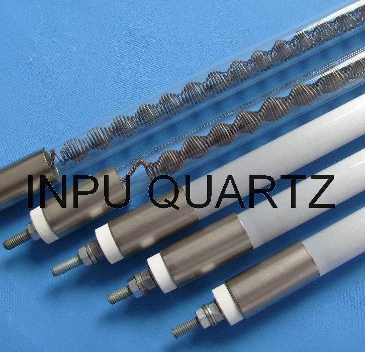 infared quartz heater elements and quartz heater lamp  1