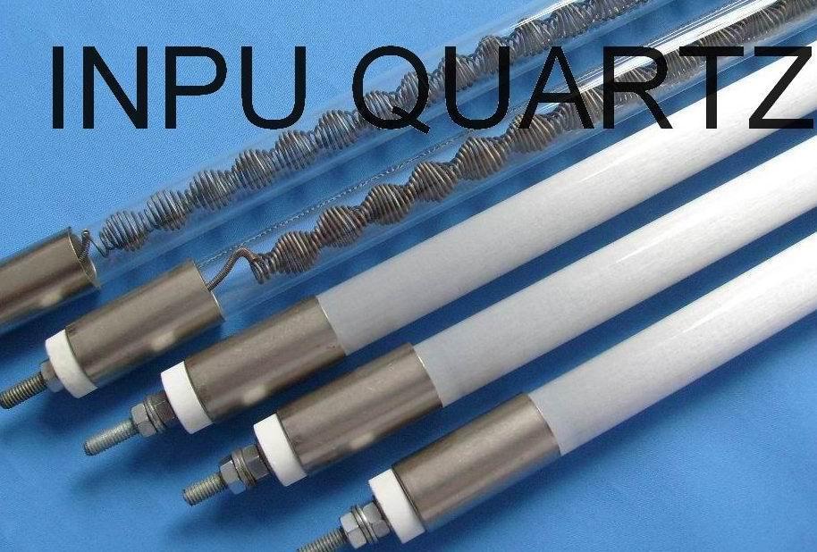 infared quartz heater elements and quartz heater lamp  2
