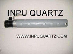 Water quartz tube