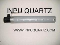 Water quartz tube
