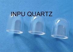 quartz glass sleeve and
