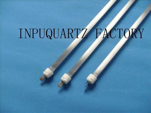 Far infared quartz heater elements and quartz heater tubing  3
